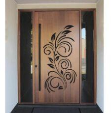 cnc safety door design