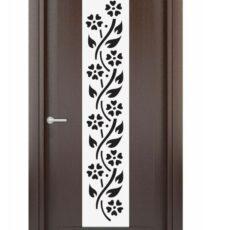 flower safety door design