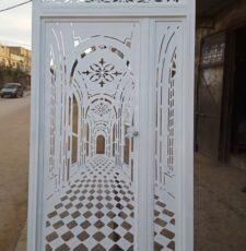 3d effect gate design