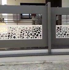 main gate square pattern design