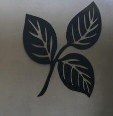 leaf metal art design