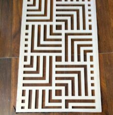 square pattern design