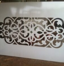 Decorative plate design