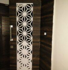 cnc decorative door design