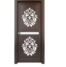 Floating patches for door design